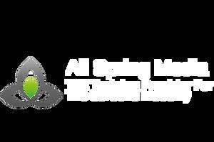 All Spring Media Logo
